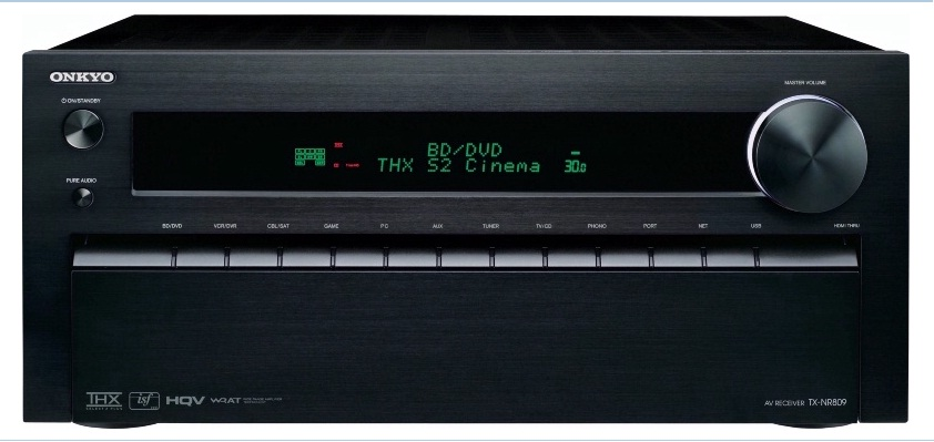 FOR SALE: For Sale: Brand new Onkyo TX-NR809 high end receiver for home theater