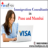 OFFERED: One of the best immigration consultants in Pune and Mumbai.
