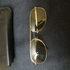 FOR SALE: ZEISS WEST GERMANY ELECTROPLATED VINTAGE SUNGLASSES