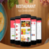 SERVICES: Get Your own Restaurant Mobile App