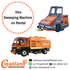 FOR SALE: Hire Road Sweeping Machine on Rental