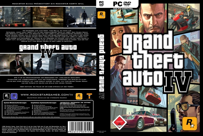 FOR SALE: Gta 4