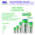 FOR SALE: Lithium Battery Products - XENO Energy