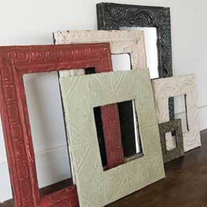 SERVICES: Custom-Made Framing Services