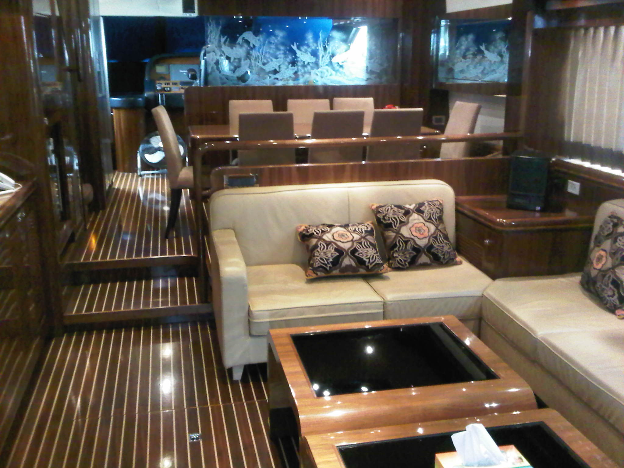 FOR SALE: 73ft horizon luxury yacht