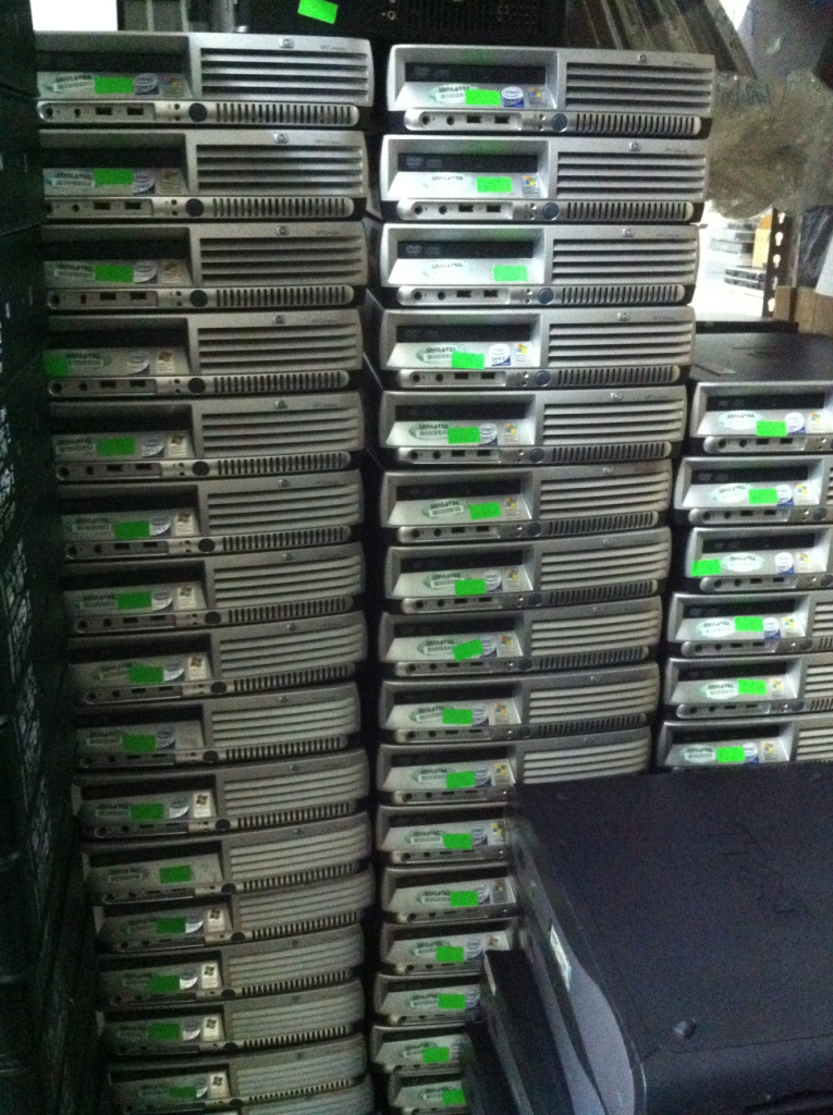 FOR SALE: HP DC7700 SFF USDT Core 2 Duo