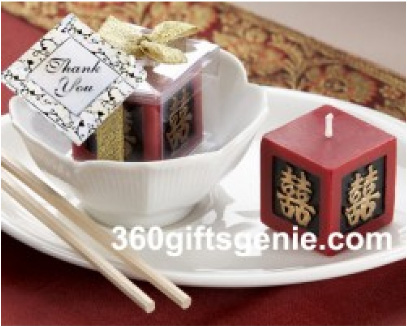 FOR SALE: Wedding Gifts-Candles