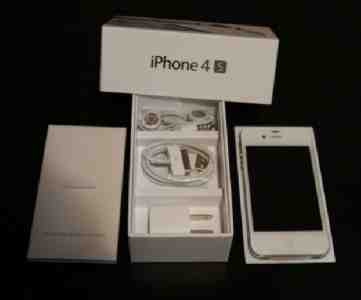 FOR SALE: Apple iPhone 4S Smartphone 64 GB - CDMA2000 1X / GSM / WCDMA (UMTS)