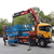 FOR HIRE: Lorry crane / truck crane / low loader