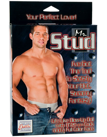 FOR SALE: Buy Mr. Stud - Your Perfect Lover