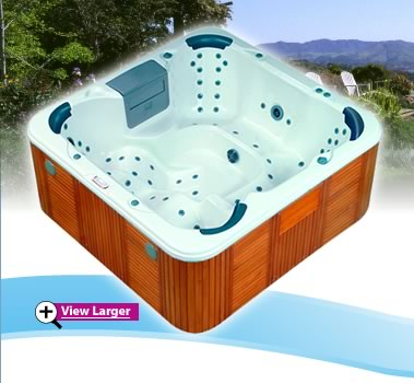 FOR SALE: 86 Jet Hot Tub Spa