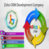 SERVICES: Zoho CRM Development Company in India