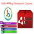 SERVICES: Adobe Air App Development Company in India
