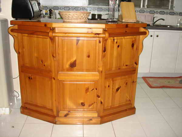 FOR SALE: FOR SALE FURNITURE,BAR TABLE AND A PLAIN TABLE