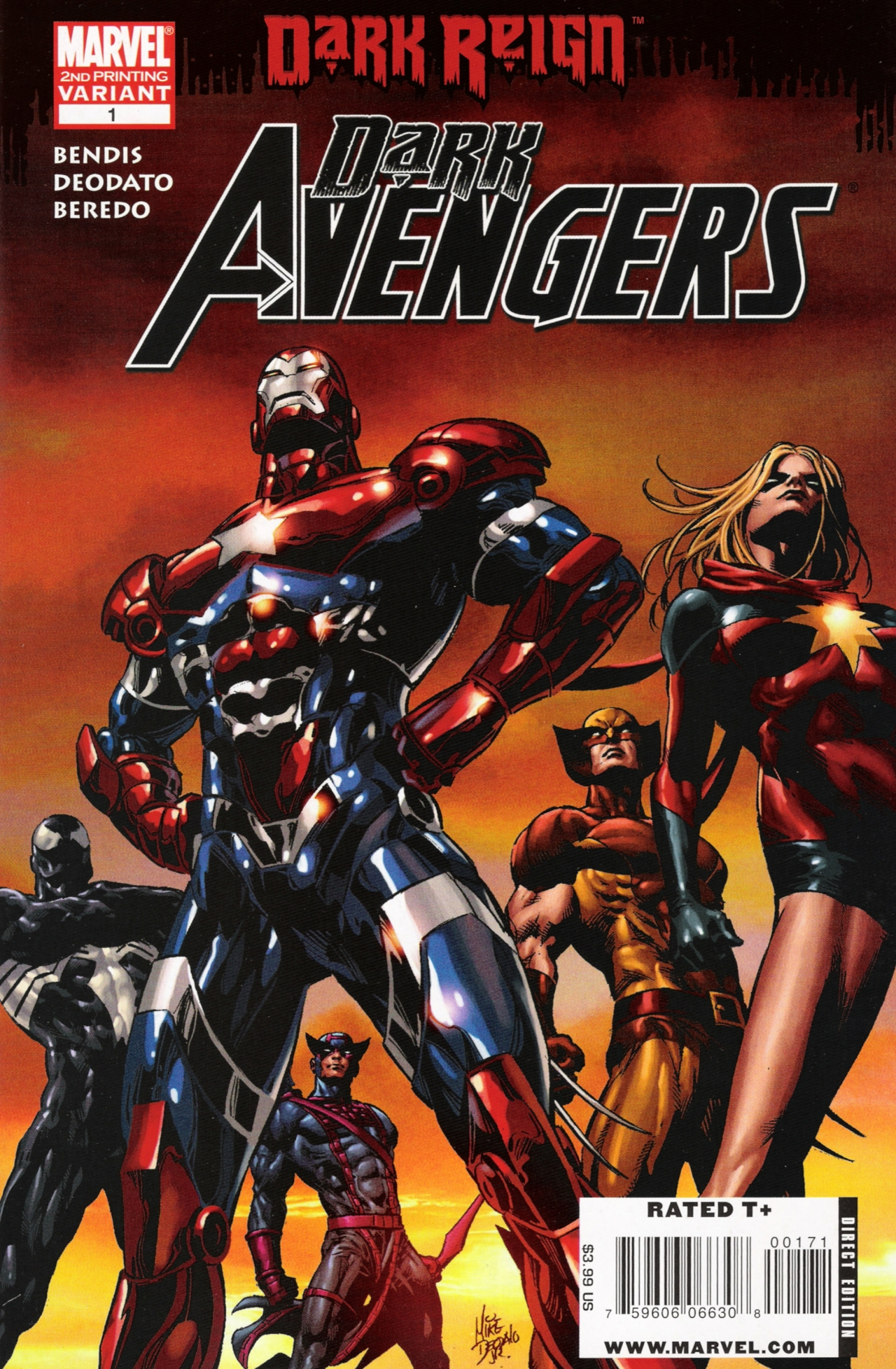 FOR SALE: Dark Avengers & Other Titles