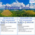 OFFERED: 3D2N BOHOL FREE AND EASY TOUR 8,422 for 2 ADULTS NA!