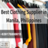 FOR SALE: Best Clothing Supplier in Manila, Philippines.