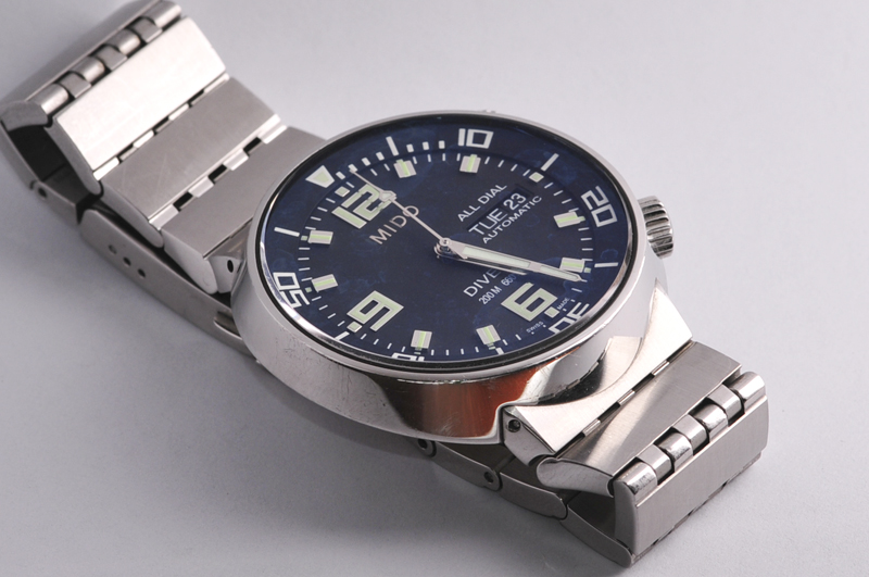 FOR SALE: Mido Divers Watch