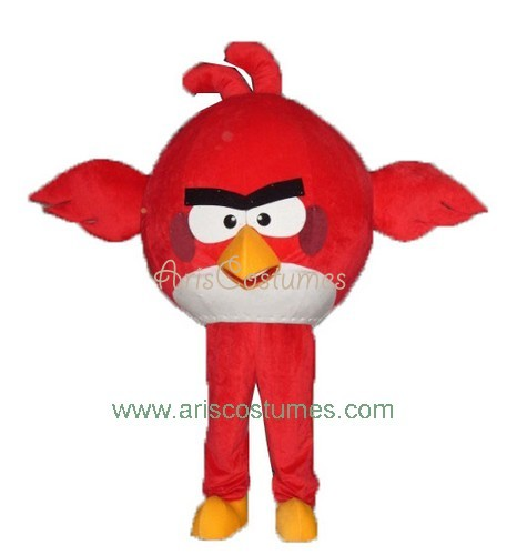FOR SALE: angry bird mascot costume cartoon costumes party costumes