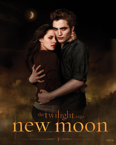 FOR SALE: NEW MOON EDWARD AND BELLA MOVIE POSTER