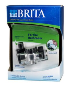 FOR SALE: Britta Disposable Bathroom Faucet