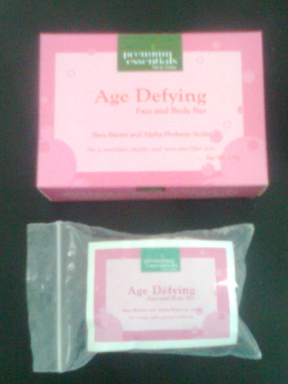 FOR SALE: AGE DEFYING (135G)