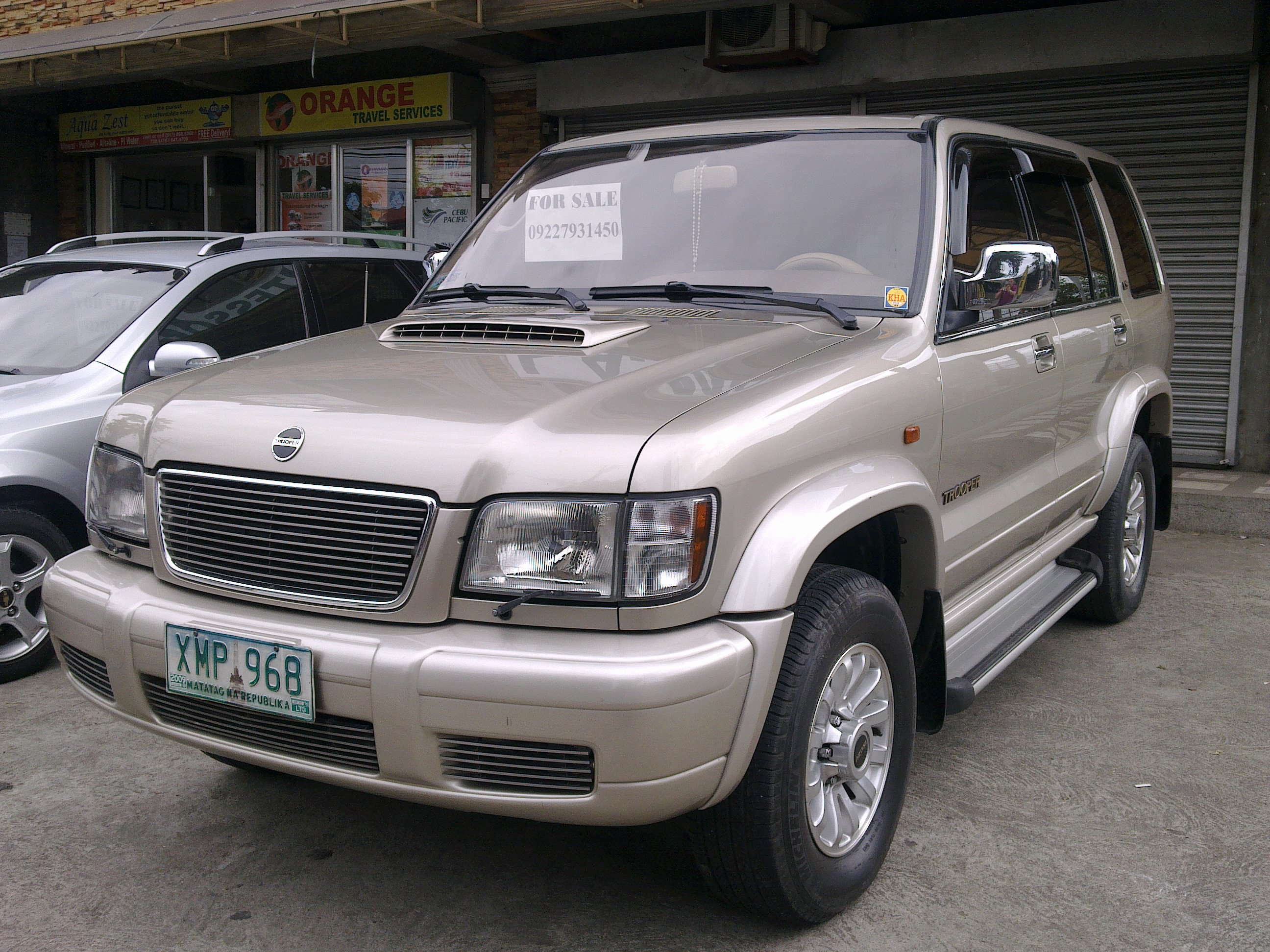 FOR SALE: 2004 ISUZU TROOPER LS SKYROOF EDITION LOCAL