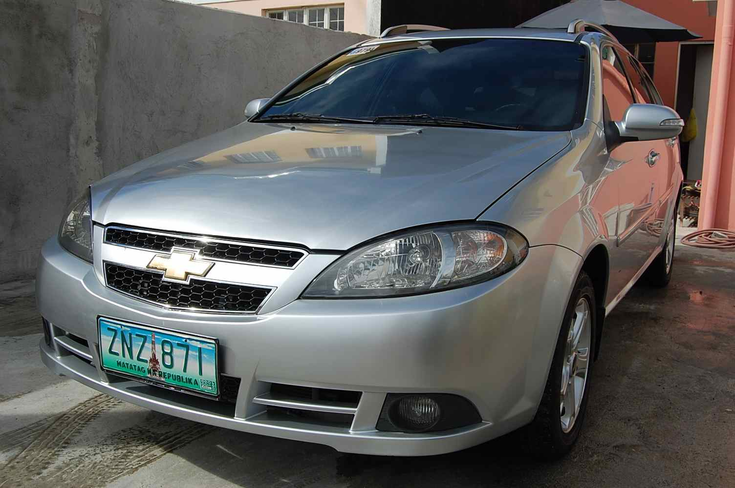 FOR SALE: CHEVROLET OPTRA WAGON 1.6LS AUTOMATIC 398K ONLY