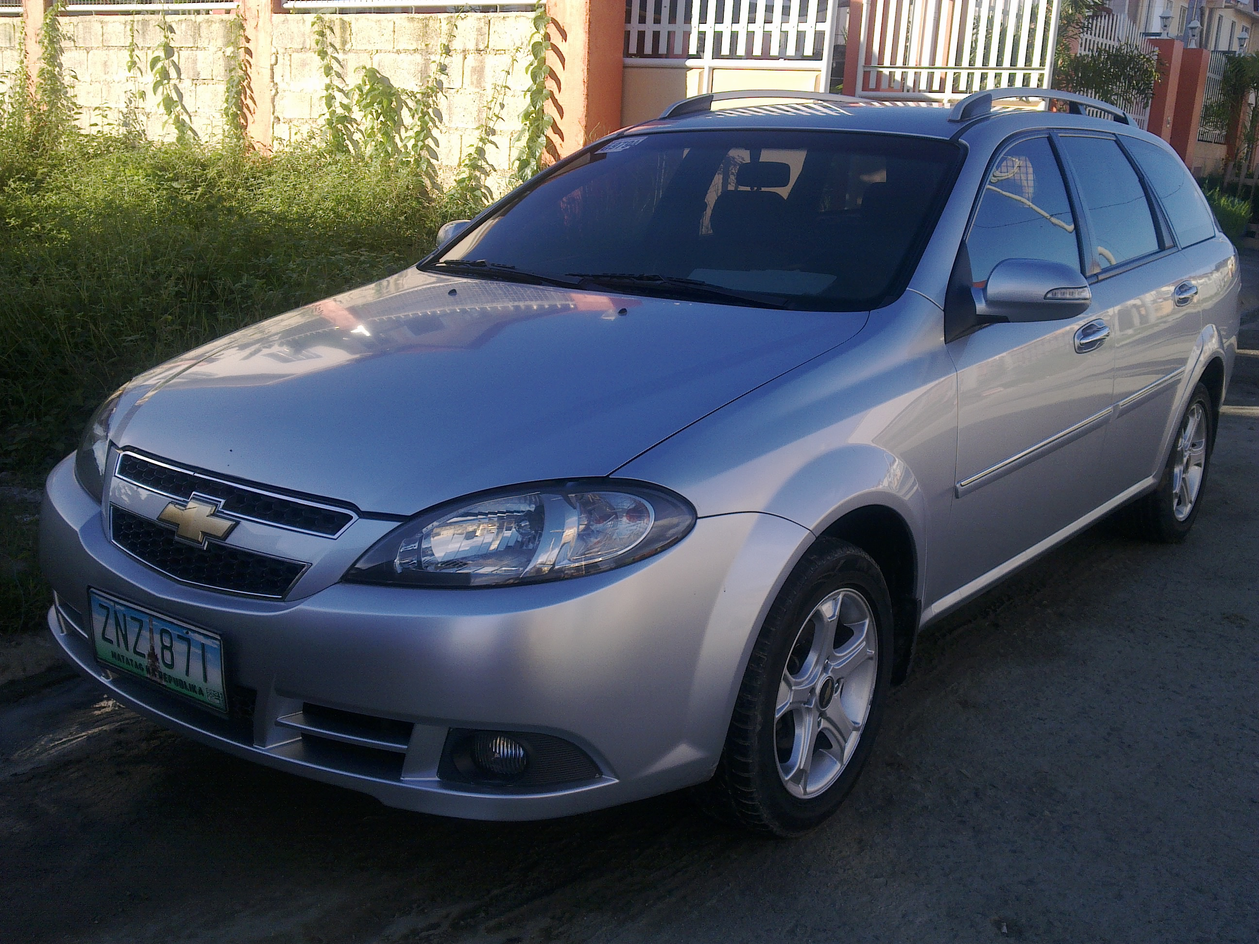 FOR SALE: CHEVROLET OPTRA WAGON 2008 MODEL