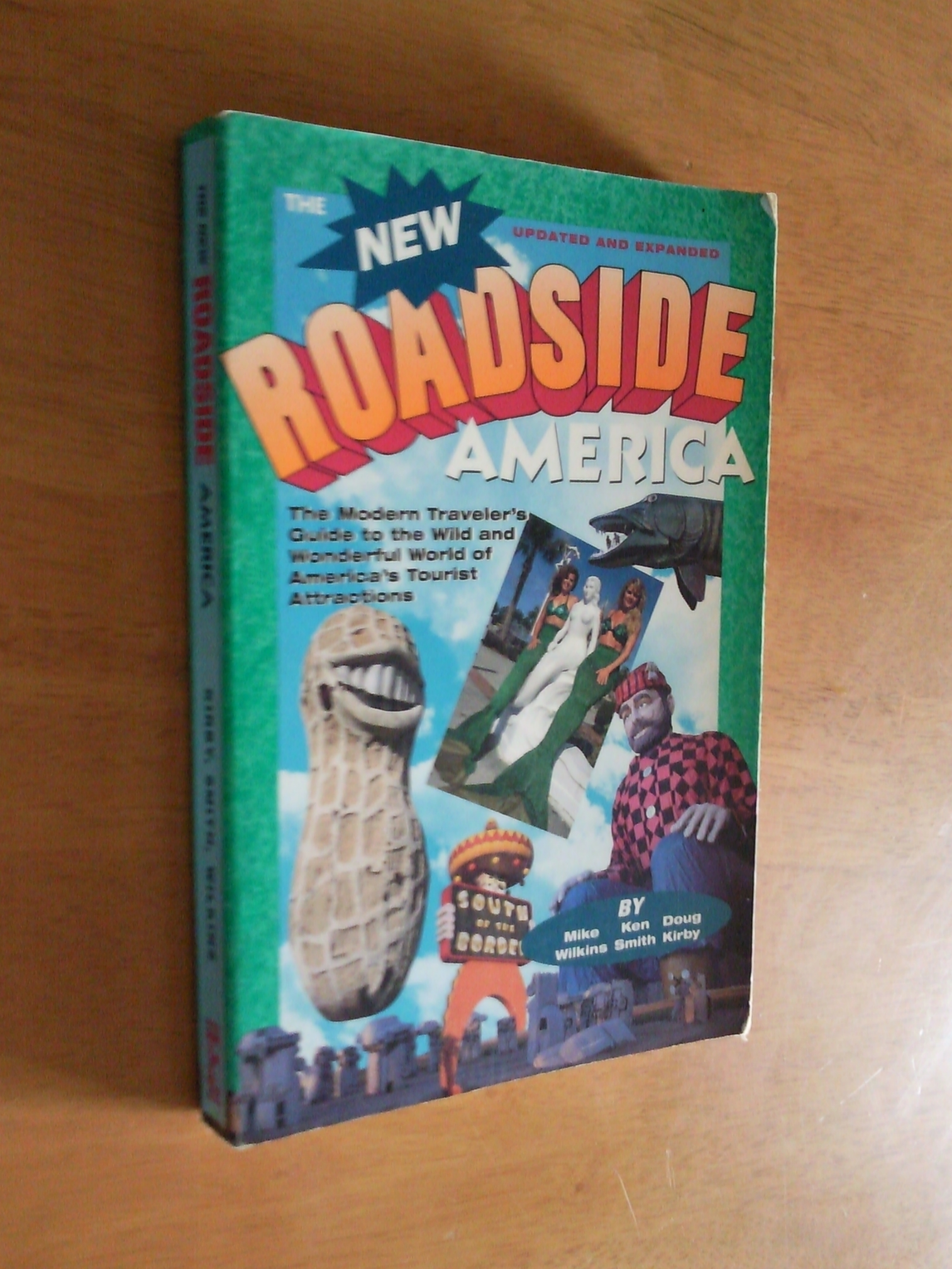FOR SALE: The New Roadside America