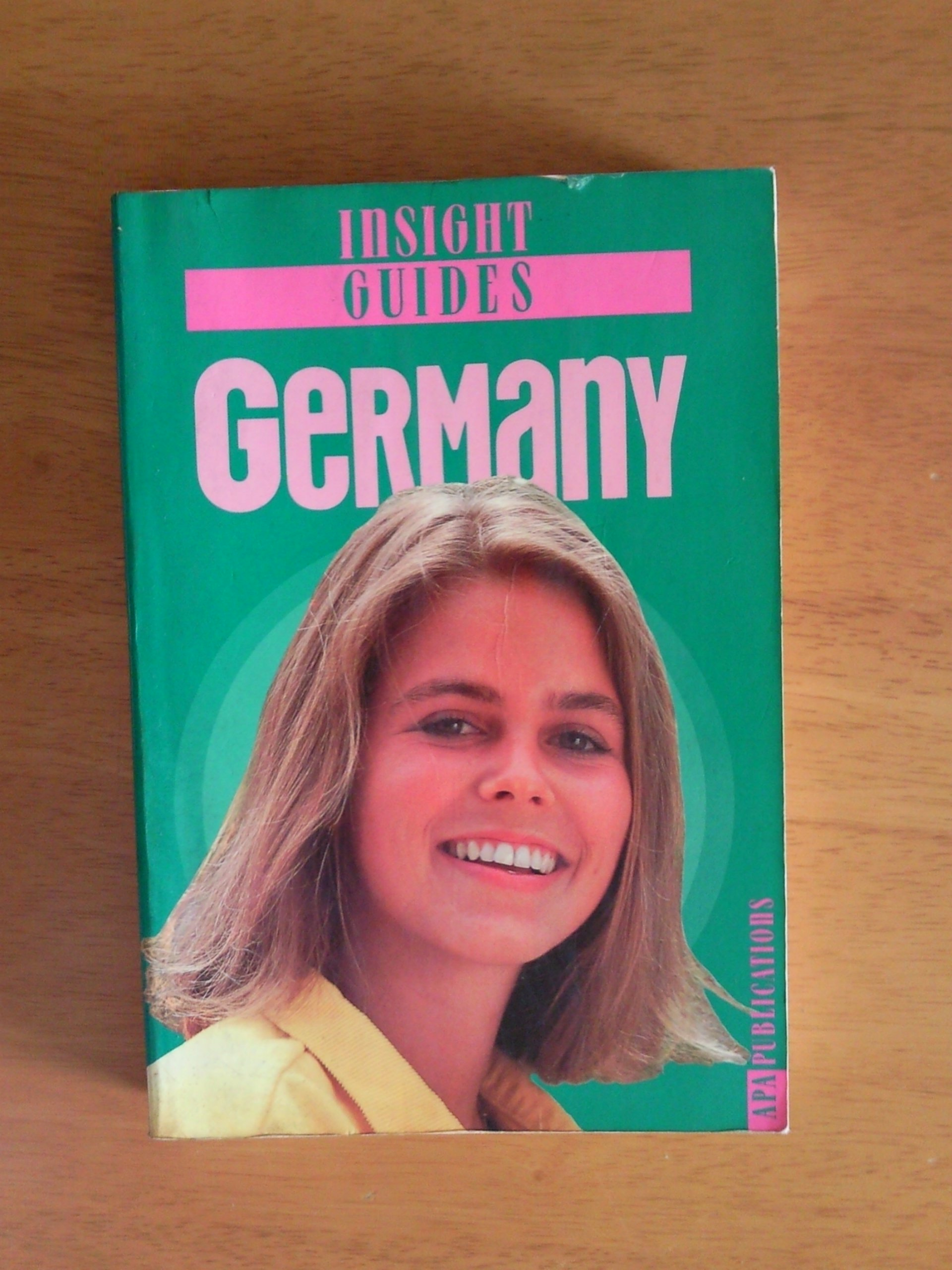 FOR SALE: APA Insight Guides Germany