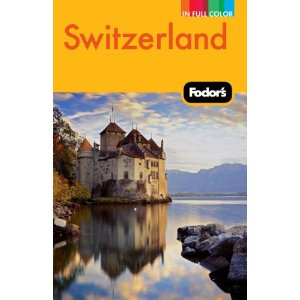 FOR SALE: Fodor's Switzerland, latest Edition Brand New