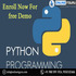 OFFERED: Fast Track Classes On Python Online course India
