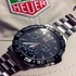FOR SALE: Tag Heuer Formula 1 Black Dial Chronograph Steel Watch