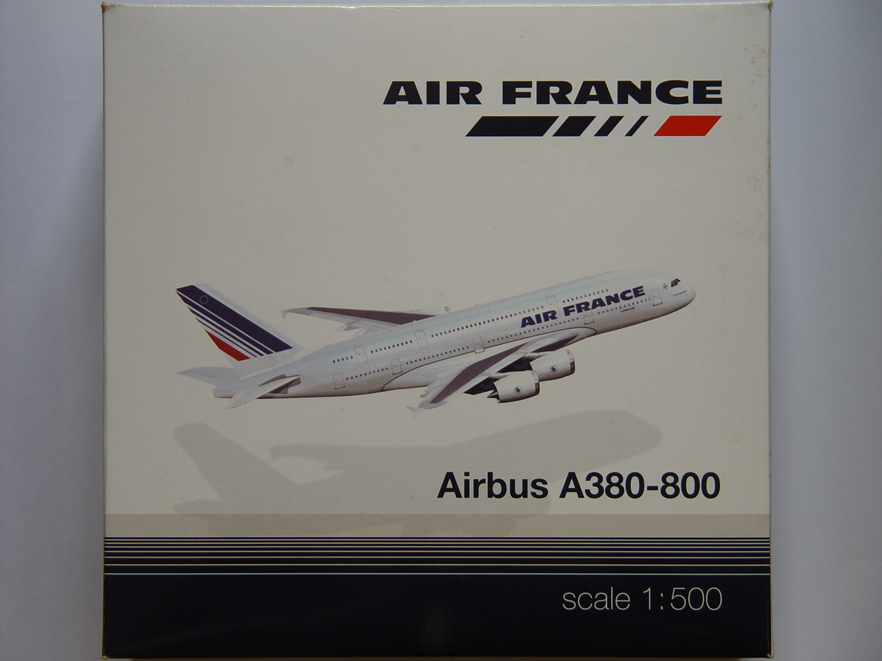 FOR SALE: Air France Airbus A380-800 Aircraft Model