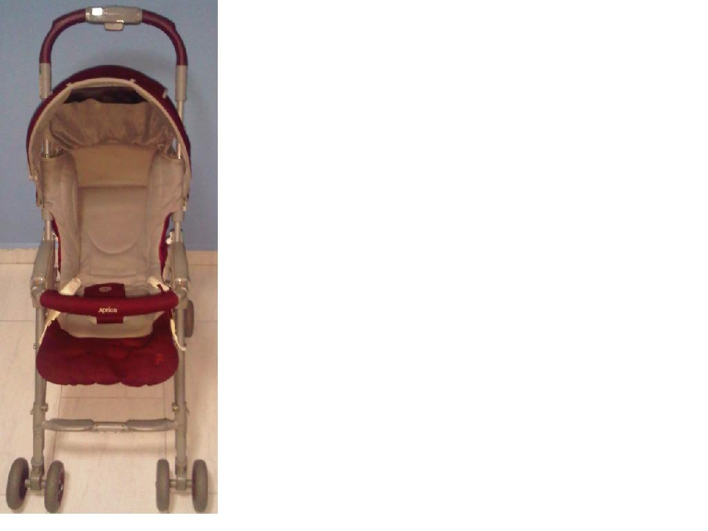 FOR SALE: Aprica Stroller