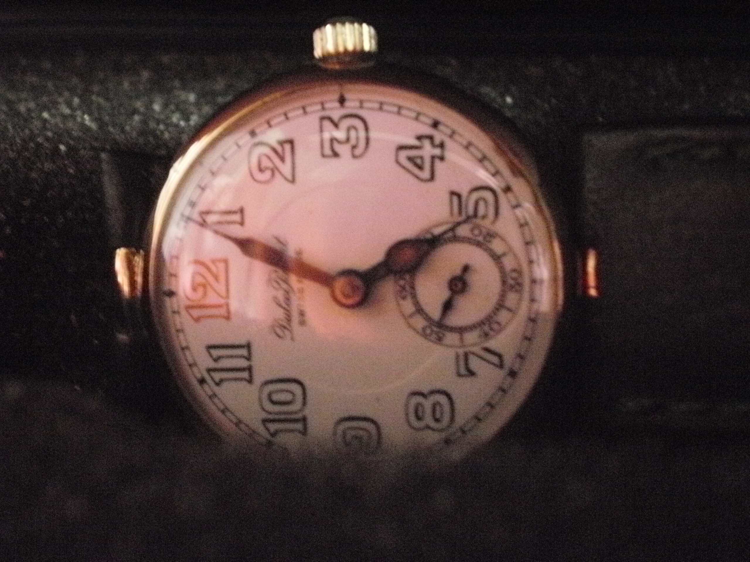 FOR SALE: Antique Watch For Sale