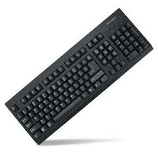 FOR SALE: HP N NEC EXTERNAL KEYBOARD FOR CPU - $4