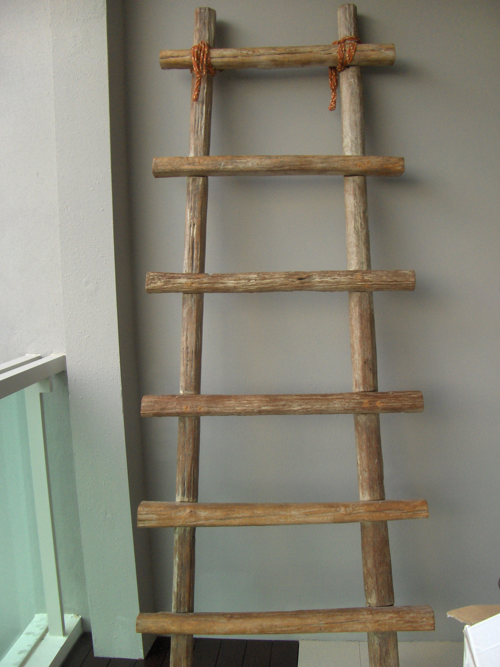 FOR SALE: GALLERY LADDER