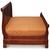 FOR SALE: Teak Sledge Bed - new - warehouse sale this Wed-Fri10-6pm,Sat&Sunday12-6pm only