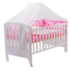FOR SALE: Perfect Condition Baby Cot (Happy Cot 4-in-1) 99.99%