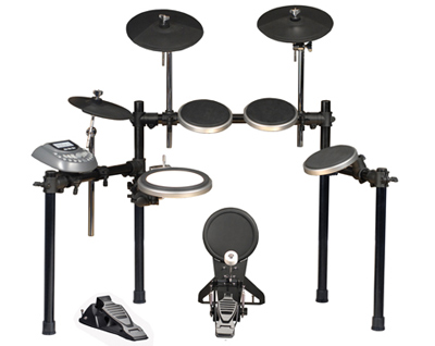 FOR SALE: ELKA DESFION electronic drumsets for sale at $980 only