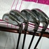 FOR SALE: HONMA 3:4:5:6 ARMRQ 904 IRONS