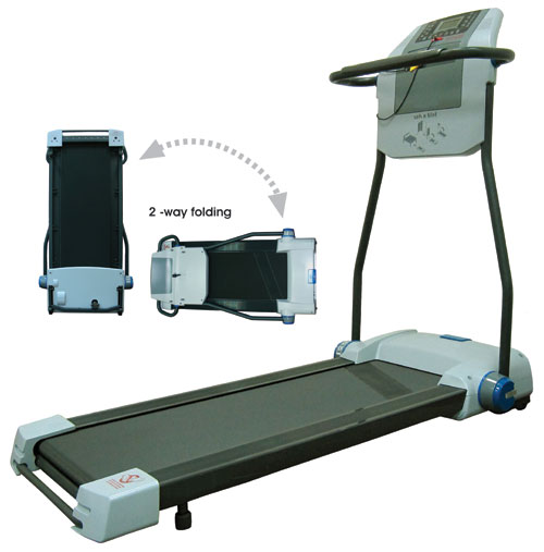 FOR SALE: AIBI Motorised Treadmill AB-T200