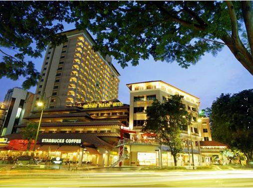 SERVICES: Weekend Getaway @ Singapore 4 Stars Hotel