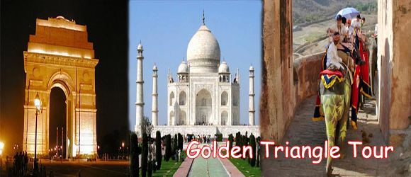 SERVICES: Golden triangle packages