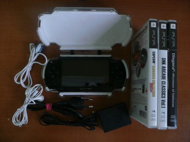 FOR SALE: PSP 1000 (Play Station Portable)