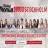 OFFERED: Stockholm Women's Business Events - 16 SEPTEMBER 2017
