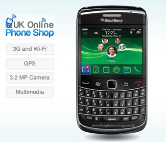 FOR SALE: A thunderous offering from RIM – BlackBerry Bold 9700