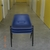 FOR SALE: 26X brand New blue stacking chairs for sale